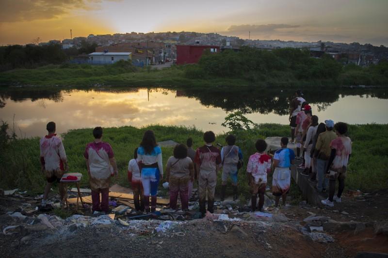 Cristiano Burlan lança documentário sobre o grupo Estopô Balaio
