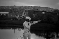 """Espetáculo """"A cidade dos rios invisíveis"""". Foto: Ramilla Souza"""