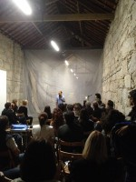 João Junior em Portugal: Último dia (apresentação da Portaria Silêncio)