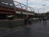 Nos Trilhos Abertos: Deriva no entorno da estação Dom Bosco (Linha Coral)