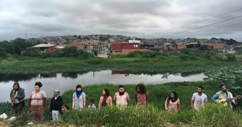 Diário do espectador A Cidade dos Rios Invisíveis - Áurea Souza