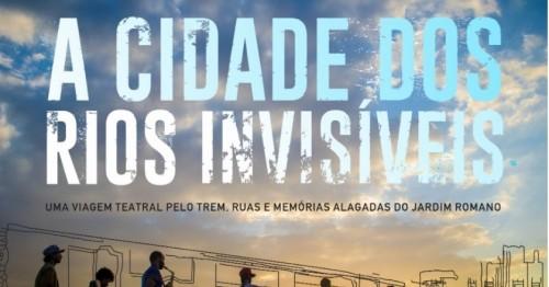 A cidade dos rios invisíveis<br/>(20/04/2019, às 14:00)