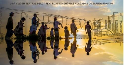 A cidade dos rios invisíveis<br/>(26/04/2019, às 14:00)