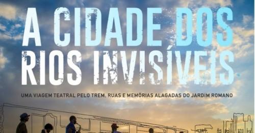 A cidade dos rios invisíveis<br/>(03/05/2019, às 14:00)