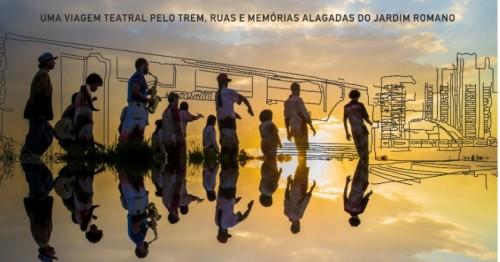 A cidade dos rios invisíveis<br/>(17/05/2019, às 14:00)