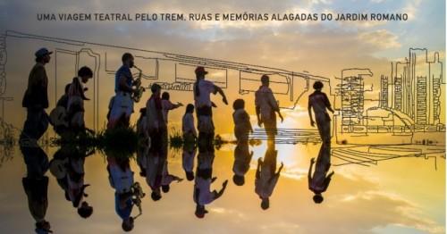 A cidade dos rios invisíveis<br/>(19/05/2019, às 14:00)