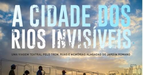 A cidade dos rios invisíveis<br/>(25/05/2019, às 14:00)