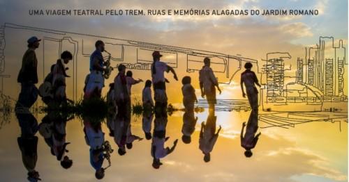A cidade dos rios invisíveis<br/>(01/06/2019, às 14:00)