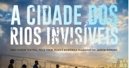A cidade dos rios invisíveis <br/>(07/06/2019, às 14:00)