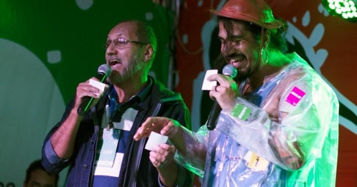 Prosódio no Festival de Inverno de Guaranhuns
